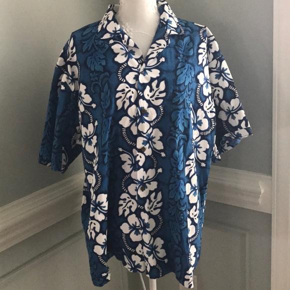 1d9a2b6a KY'S Shirts | Kys Vintage Hawaiian Shirt Made In Hawaii | Poshmark